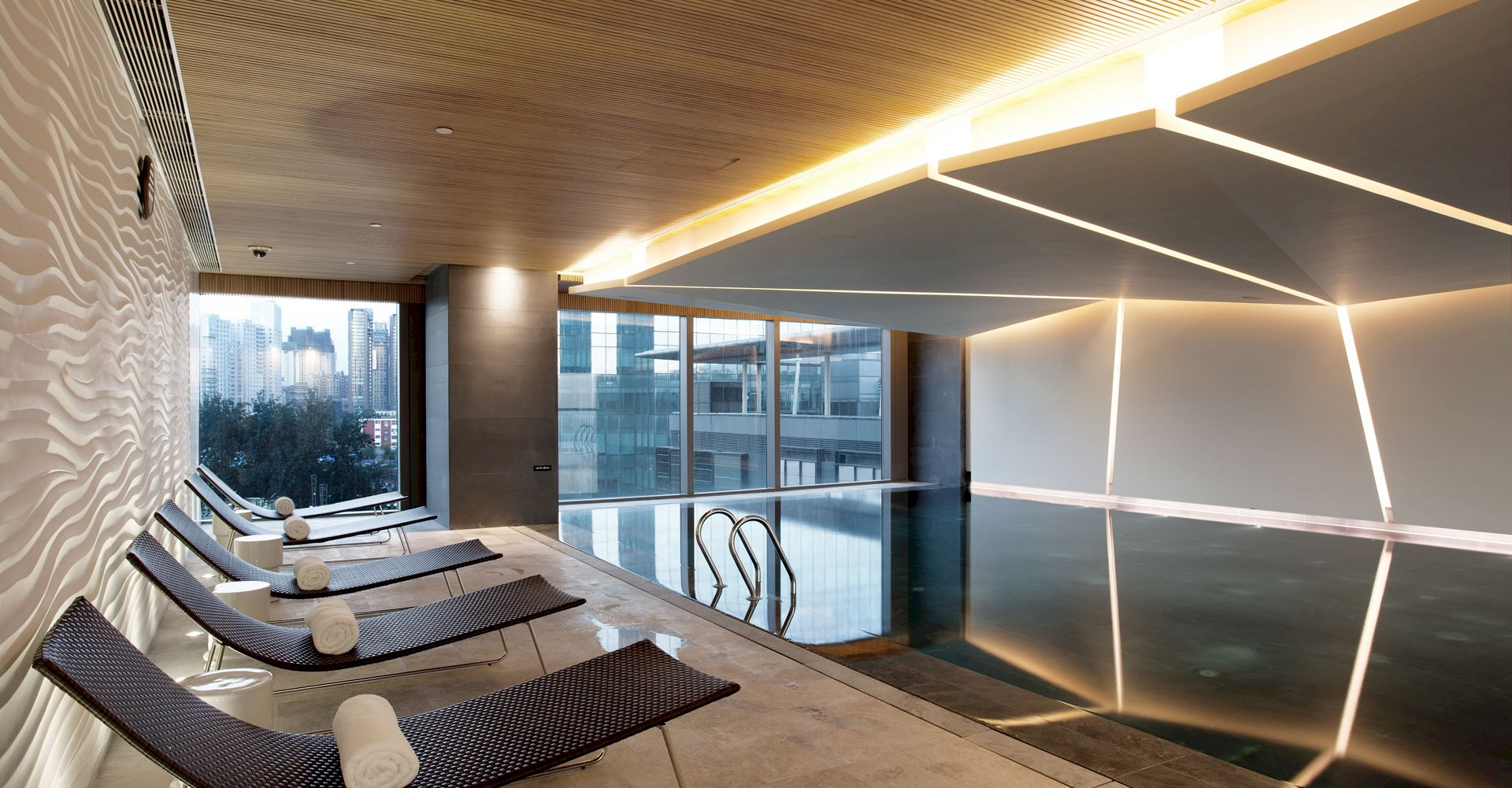 Top Interior Designers Benoy Best East Hotel Is A High End Contemporary That Has Been Designed As Part Of The Wider Mixed Use Indigo Development In Beijing   ...