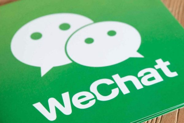 Surfstr wechat registration for western companies