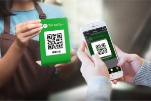 wechat shake and pay
